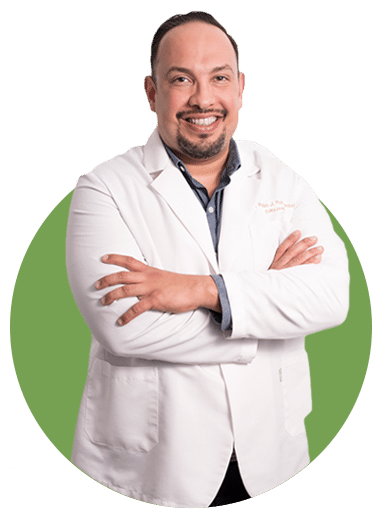 Dr. Pablo Fok Russell | Certified Hair Transplant Surgeon