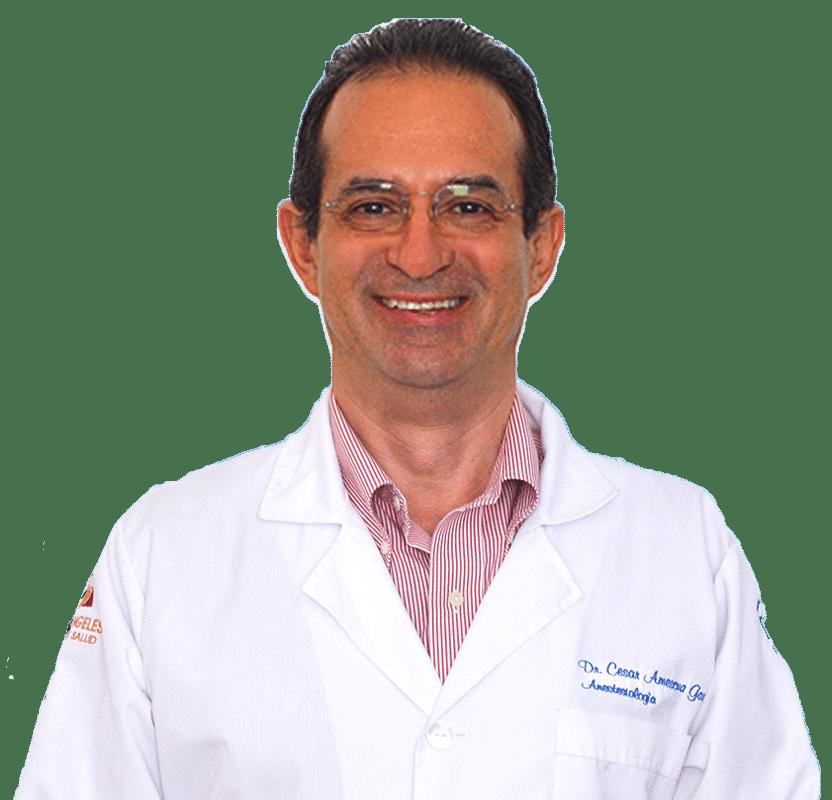 Dr. Cesar Amescua