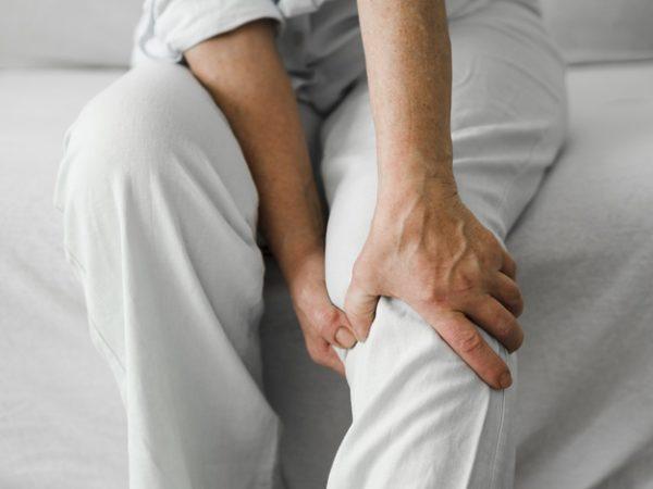 Knee Pain Patient